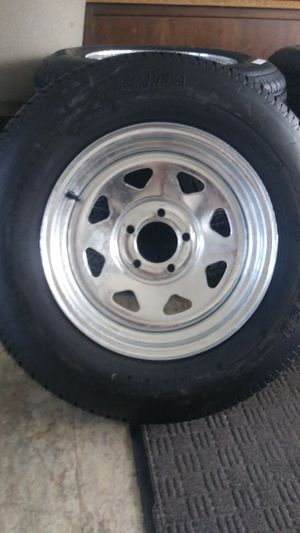 Brand new tires with rims cheap prices for Sale in Stuart, FL