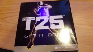 T25 DVD Set for Sale in Detroit, MI