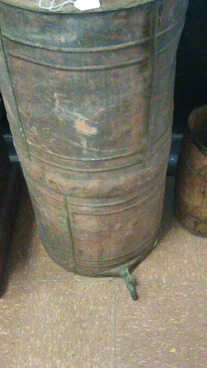Old Destiller barrel for Sale in Owego, NY