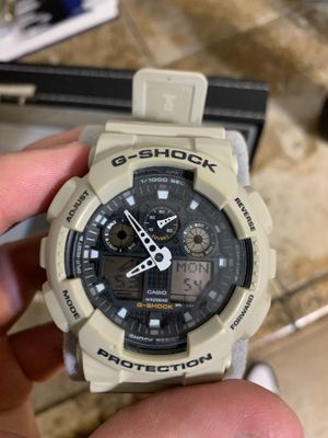 G shock watches and fossil watch for Sale in Lubbock, TX