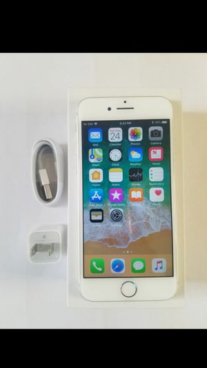 iPhone 7, 32GB Factory UNLOCKE, Excellent Condition. for Sale in Springfield, VA