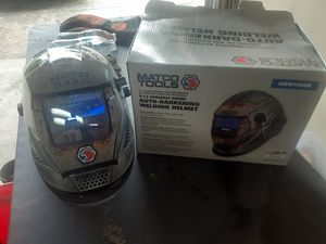 Matco welding helmet for Sale in Port Richey, FL