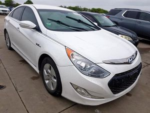 2015 Hyundai Sonata hybrid auto parts for Sale in Irving, TX