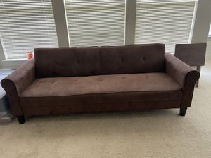 Sofa & Bed for Sale in Tulsa, OK