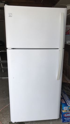 🍋Super Clean White Kenmore Refrigerator 🍋 for Sale in University Place, WA