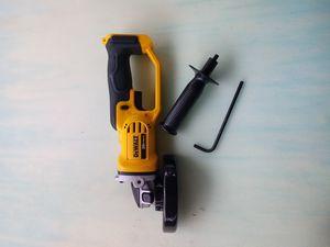 Dewalt nuevo grinder tool only 20v for Sale in Perris, CA