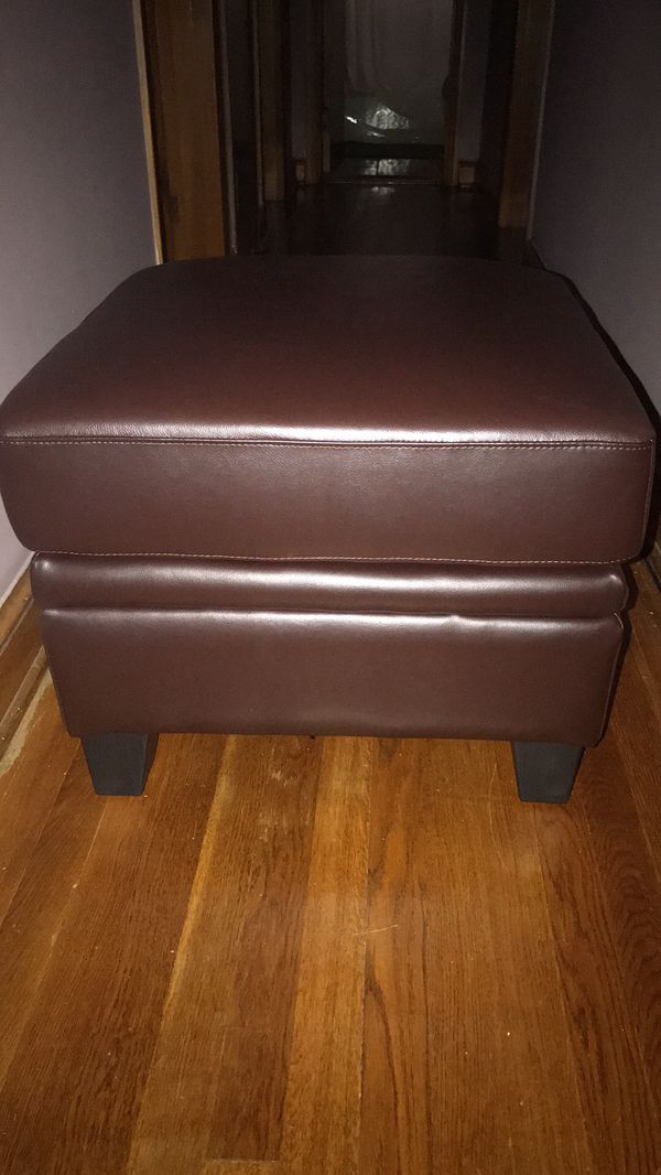 Brand new ottoman/ footstool
