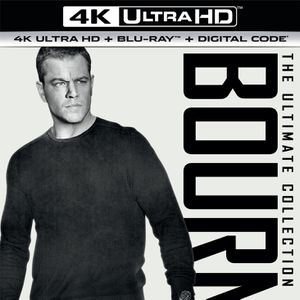 The Bourne Collection Digital Movies for Sale in Los Angeles, CA