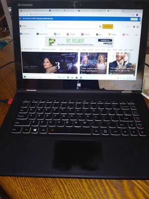 Lenovo touchscreen laptop/tablet for Sale in Columbus, OH