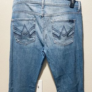 Men's Pacific Blue Designer Jeans for Sale in Happy Valley, OR