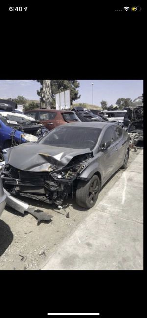 2013 Hyundai Elantra for part for Sale in Chula Vista, CA