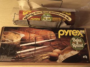 Vintage Pyrex Bake A Round for Sale in Naperville, IL