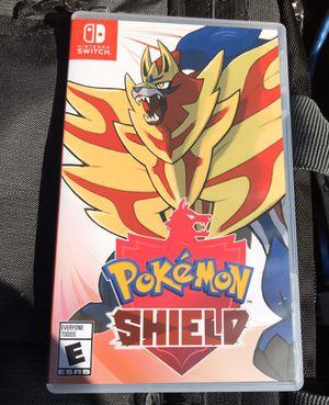 Nintendo Switch Pokémon Shield for Sale in Ontario, CA