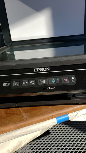 EPSON XP-200 convert to Sublimation Printing for Sale in Spring Valley, CA