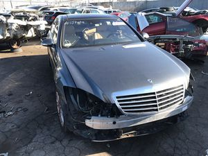 2007 Mercedes-Benz S550 part out for Sale in Dearborn, MI