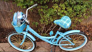 "Kent 24"" La Jolla Girls Cruiser Bike, Light Blue for Sale in West Springfield, VA"