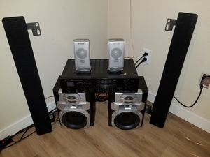 #Combination Sound System ($100) for Sale in Tacoma, WA