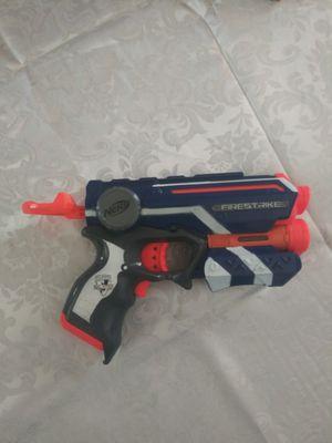 FireStrike Nerf Gun with lazer for Sale in Riverside, CA