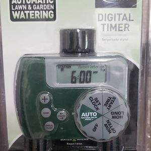 Orbit Digital timer Automatic lawn and garden Watering for Sale in Brea, CA