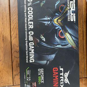 Strix Gaming GEFORCE GTX 980Ti for Sale in Nolensville, TN