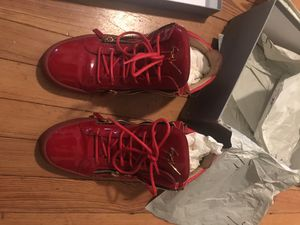Giuseppe Zanotti Design mid-top sneakers for Sale in Washington, DC