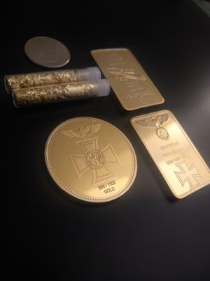 German Gold Collectible Lot for Sale in Naples, FL