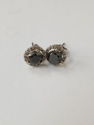 Black Diamond Earrings for Sale in San Diego, CA