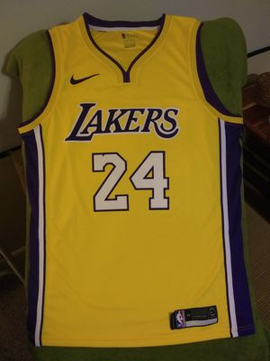 New Kobe Bryant Icon Edition Los Angeles Lakers Jersey for Sale in Keysville, VA