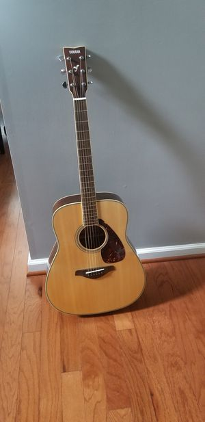 Brand new Yahama FG730S acoustic guitar. for Sale in Durham, NC