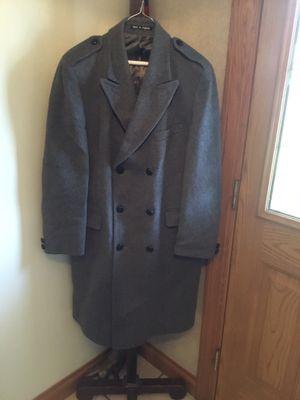Men's Wool/ Cashmere Winter Coat for Sale in Menasha, WI