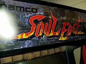 Namco 1995 Soul Edge Arcade game for Sale in Manor, PA