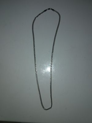 22inch silver chain for Sale in Philadelphia, PA