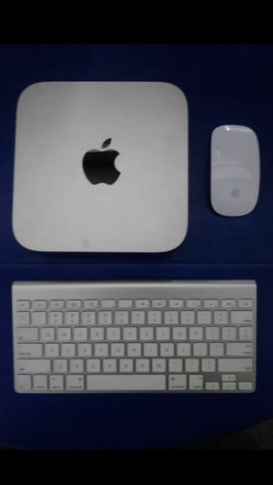 Apple Mac Mini Computer with Keyboard & Mouse for Sale in Victorville, CA