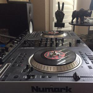 Numark NS7 with FX unit for Sale in Lodi, CA
