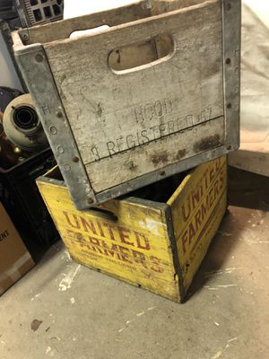 Antique boxes Hood and farmers box for Sale in Framingham, MA