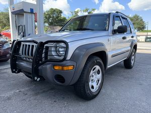 2004 Jeep Liberty Sport 4x4 for Sale in Tampa, FL