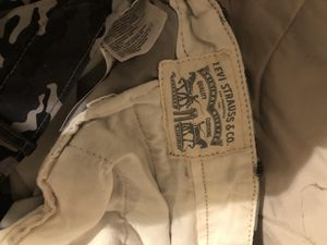 Polo and Levi's cargo pants BIG and TALL for Sale in Silver Spring, MD