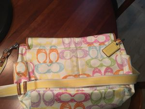Coach Messenger Bag for Sale in Gahanna, OH