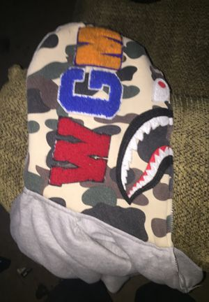large mens bape hoodie for Sale in Pickerington, OH