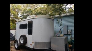 Nice custom trailer good for jobsite, tiny home, food truck, motorcycles. WTT or sell for Sale in Tampa, FL