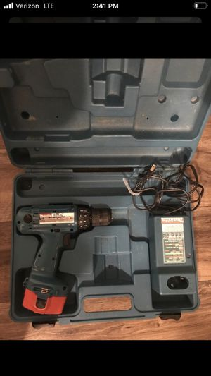 Makkita power drill for Sale in Greensboro, NC