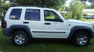 Jeep 2002 liberty for Sale in Tampa, FL