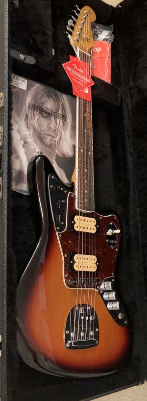 2019 Fender Kurt Cobain Jaguar - like new - Offset Electric Guitar for Sale in West Covina, CA