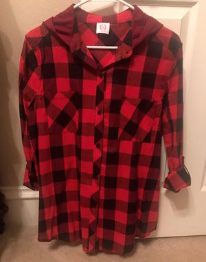 New Buffalo Plaid Shirt M for Sale in Frisco, TX