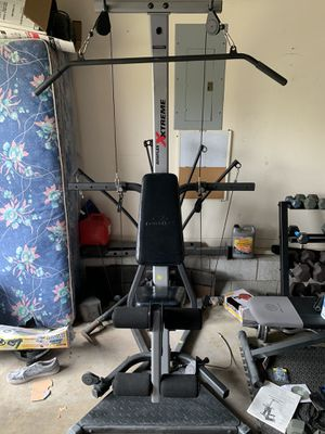 Bowflex extreme 400 or best offer for Sale in Clarksville, TN