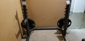 O limpid weight set and more for Sale in Phoenix, AZ