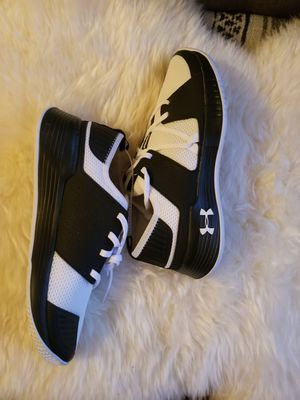 New Under Armour shoes size 10 1/2 for Sale in South Gate, CA