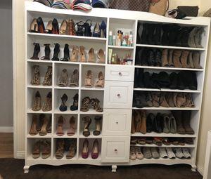 Shoe rack- custom made for Sale in La Mirada, CA