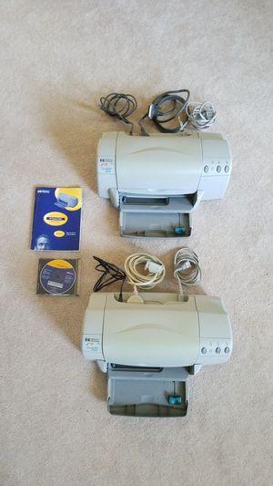 (2) HP Deskjet 932C Printers for Sale in Baden, PA