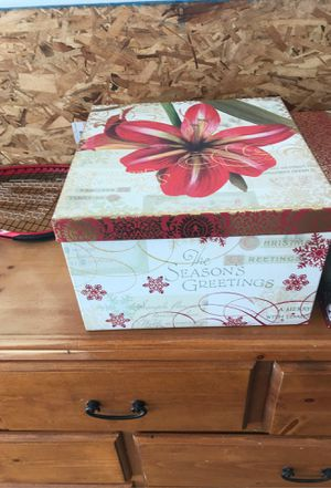 Christmas gift boxes for Sale in Corona, CA
